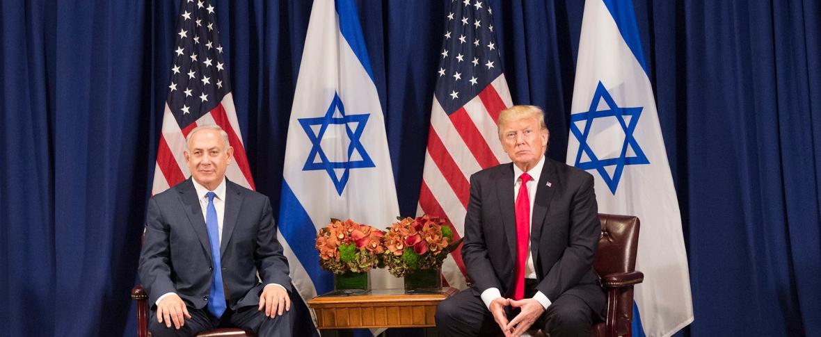 Cosa prevede il piano di pace americano per il Medio Oriente