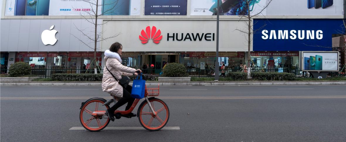 Huawei e Gran Bretagna: una special relationship
