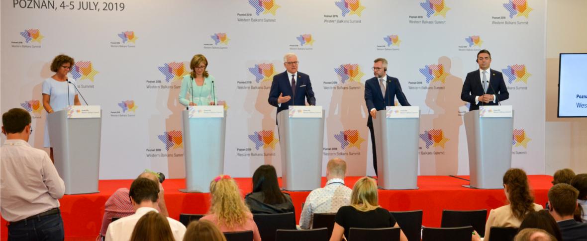 Il lungo cammino dei Balcani occidentali verso l'adesione all'UE