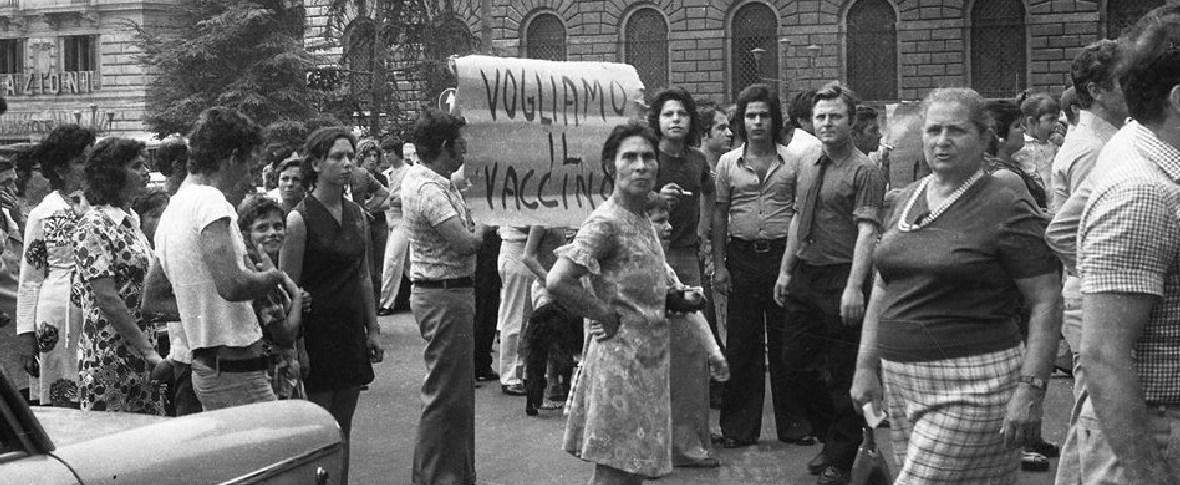 La lezione dell'epidemia di colera del 1973