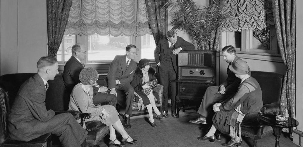 La radio di Herman. Ovvero su democrazia e informazione