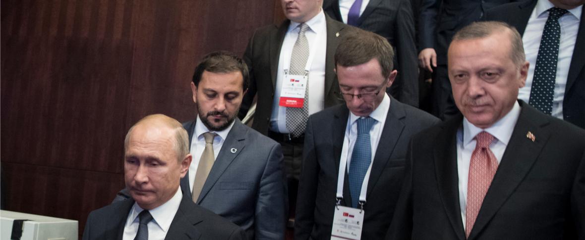 Libia, sulla via di una nuova intesa russo-turca
