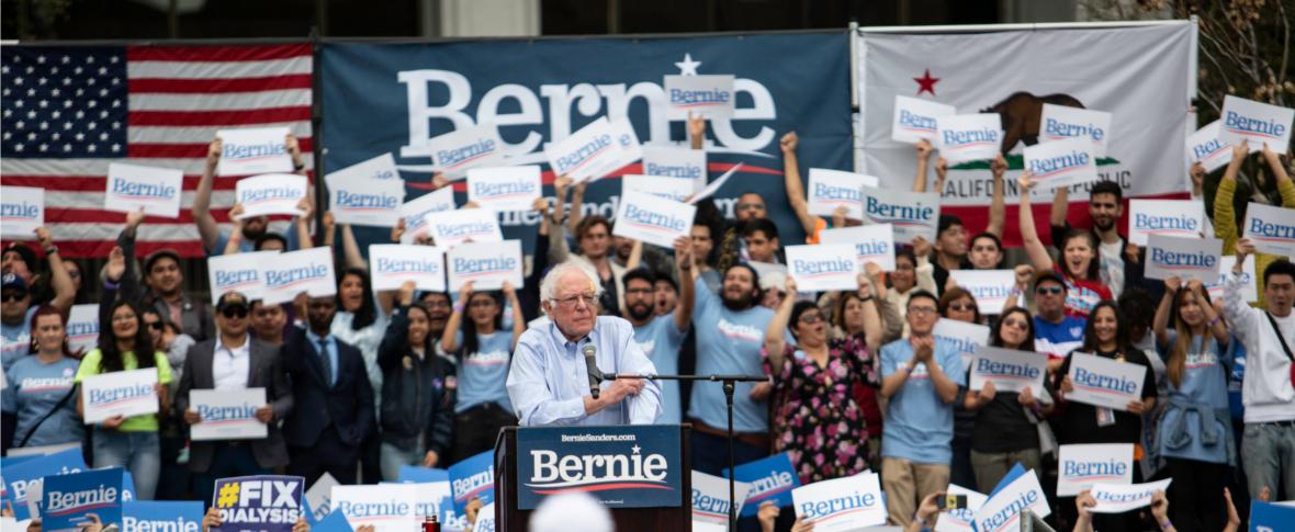New Hampshire, vince Sanders. Secondo, vicinissimo, Buttigieg