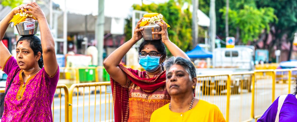 Singapore, informazione diffusa, esperienza e responsabilità per fermare il Coronavirus