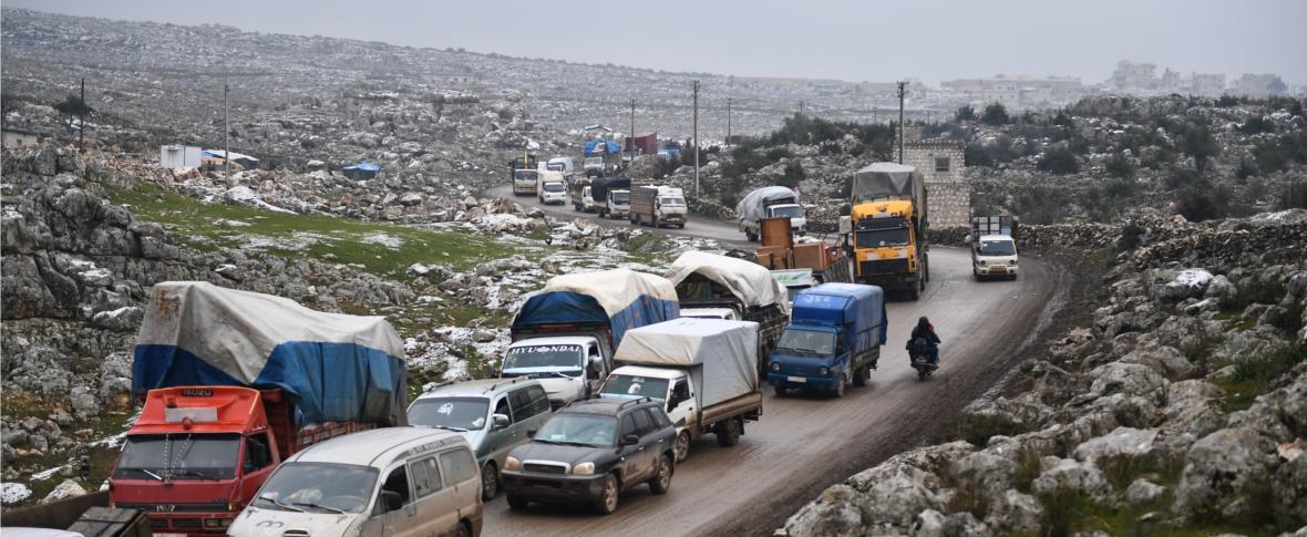 Siria, si consuma a Idlib il confronto tra Russia e Turchia