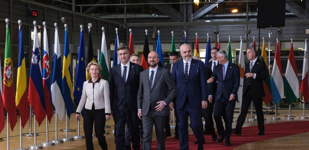 Strascichi di guerra fredda in Europa