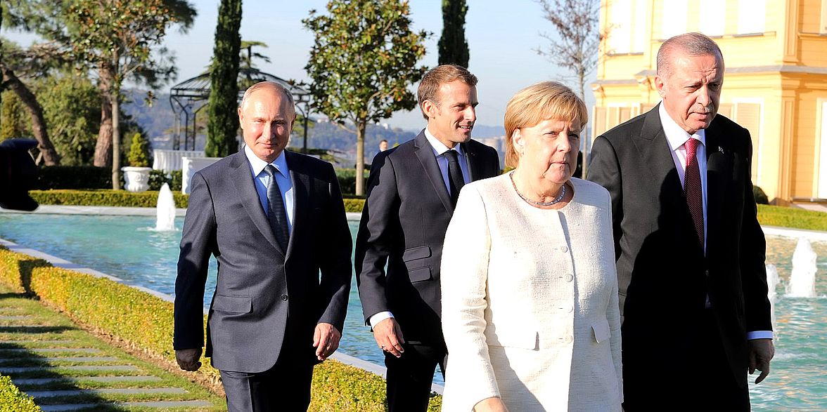 Tensione fra Turchia e Francia, divise dalla crisi libica