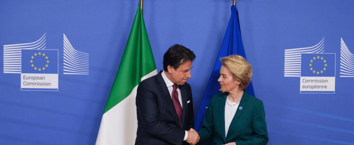 Le azioni della Commissione UE sul Coronavirus: «Pronti ad aiutare l'Italia»