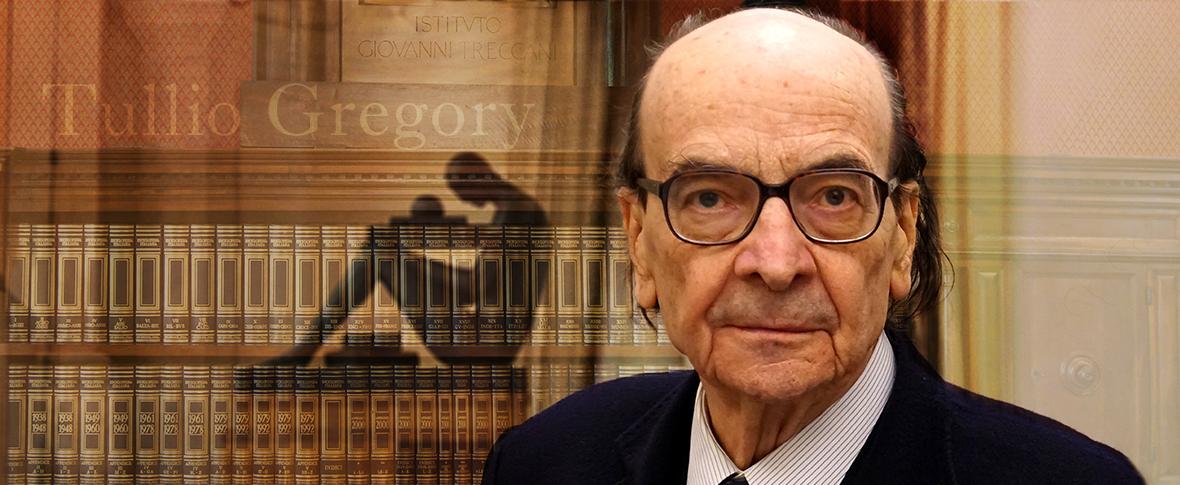 Tullio Gregory, una vita per la ricerca e la cultura