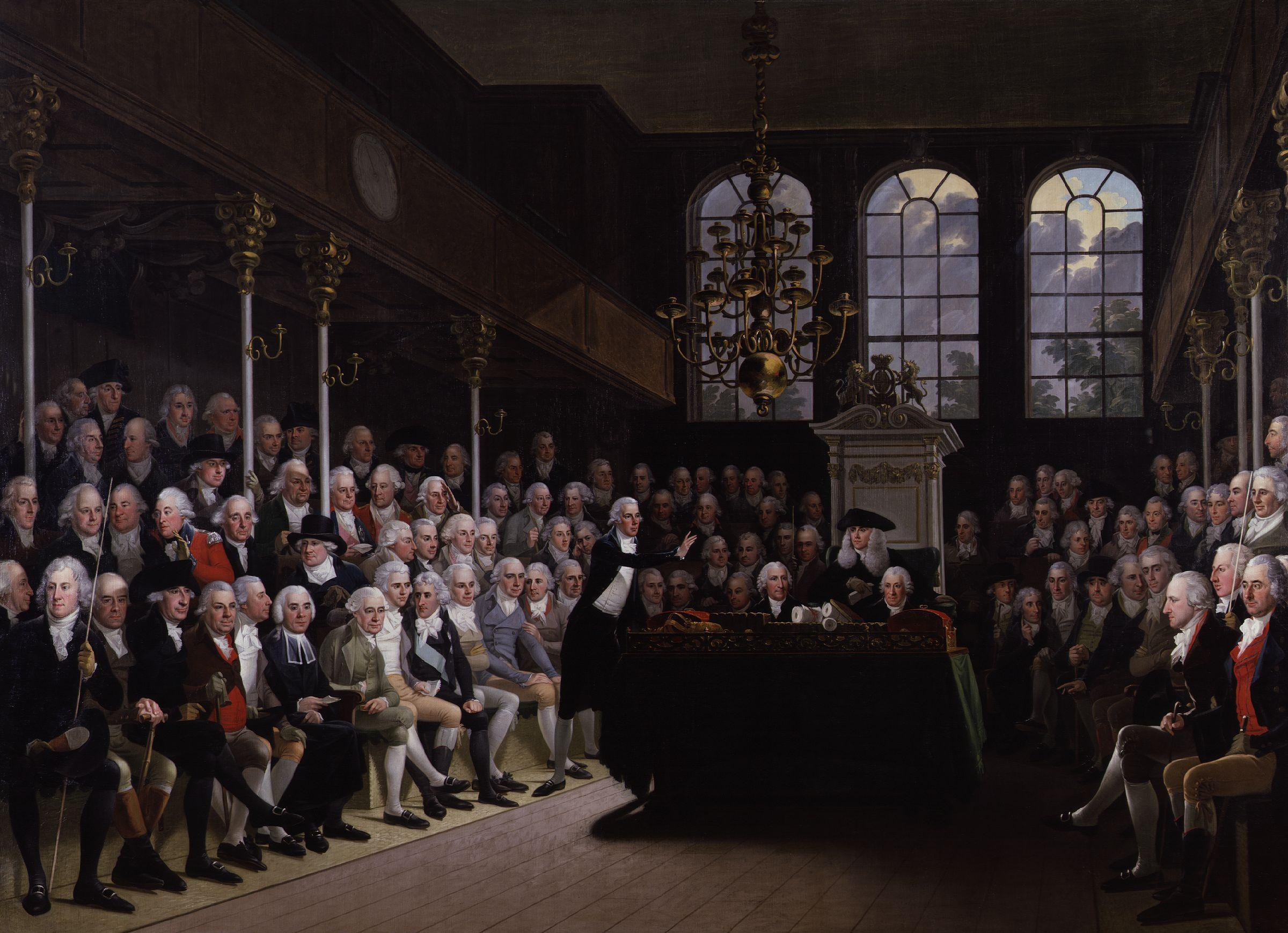 Le radici moderne della rappresentanza: Hobbes e Rousseau