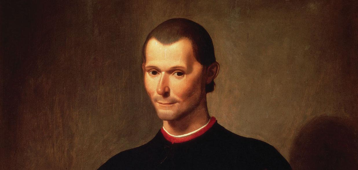 Tra conflitto e realismo: Machiavelli, Guicciardini e il pensiero italiano - Intervista a Pier Paolo Portinaro (sec