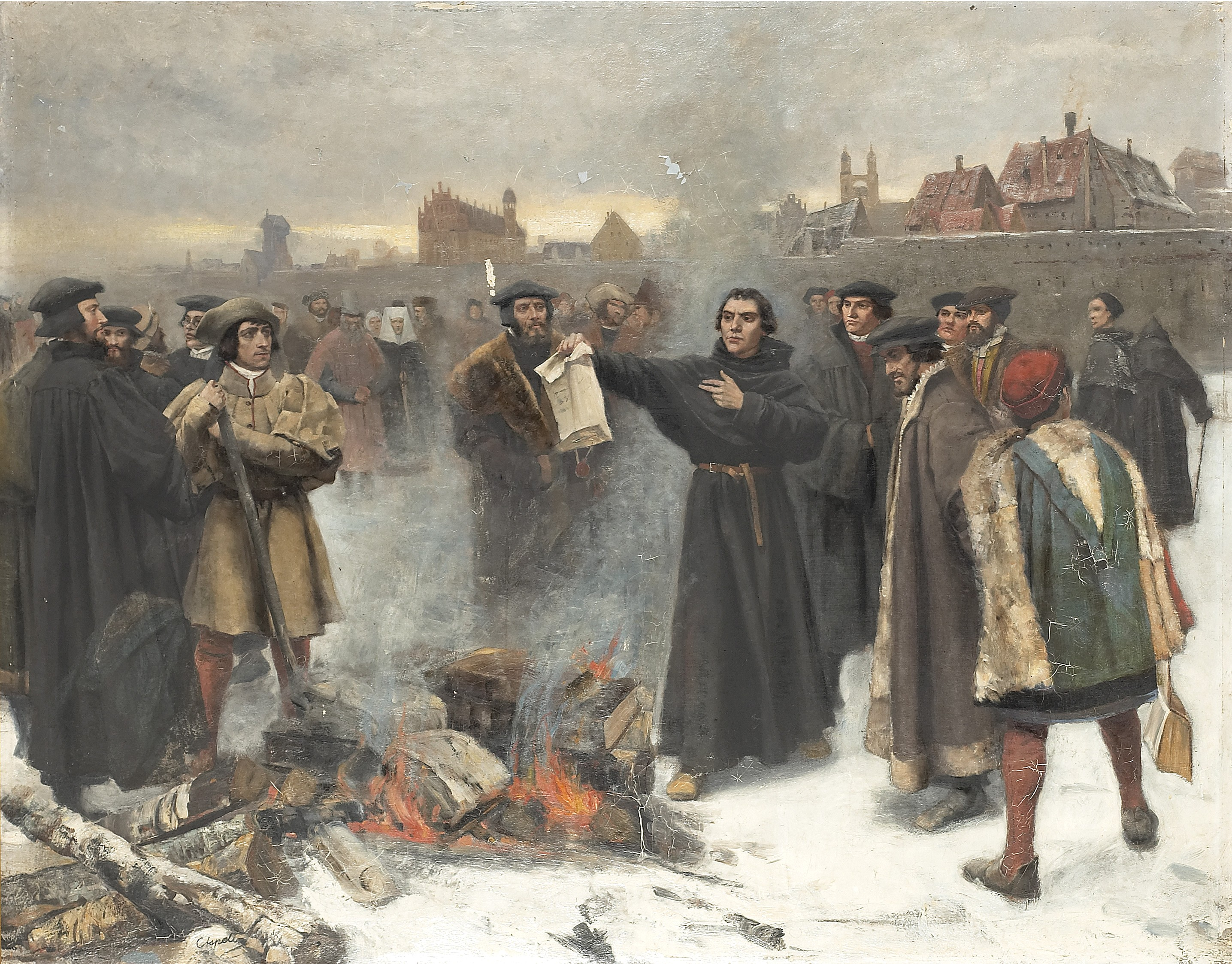 La pulce nell'orecchio: Lutero alle origini dell'Europa?