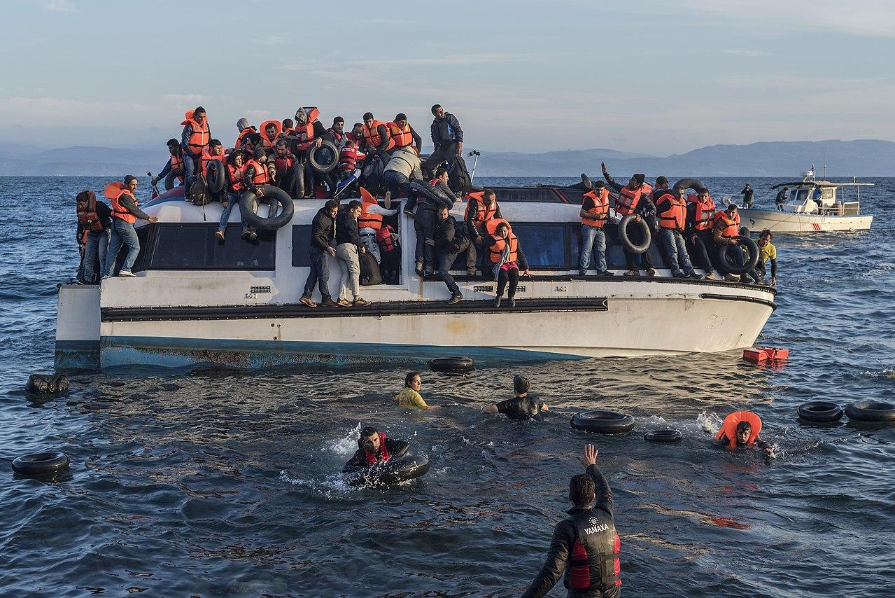 Nell'occhio del ciclone. L'emergenza greca tra Turchia e COVID-19