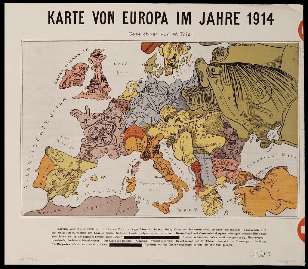 Europa, Stati, Democrazia