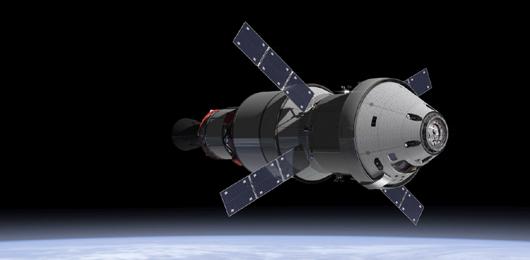 La capsula Orion ci porterà su Marte
