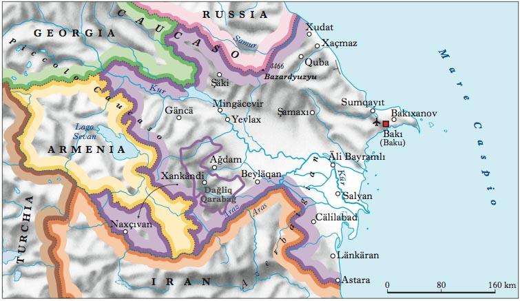 Azerbaigian, Repubblica dell'