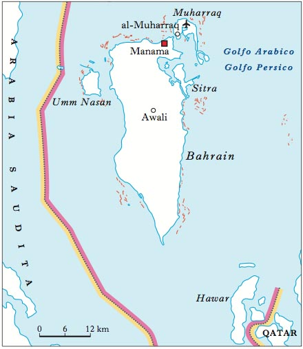 Baḥrain