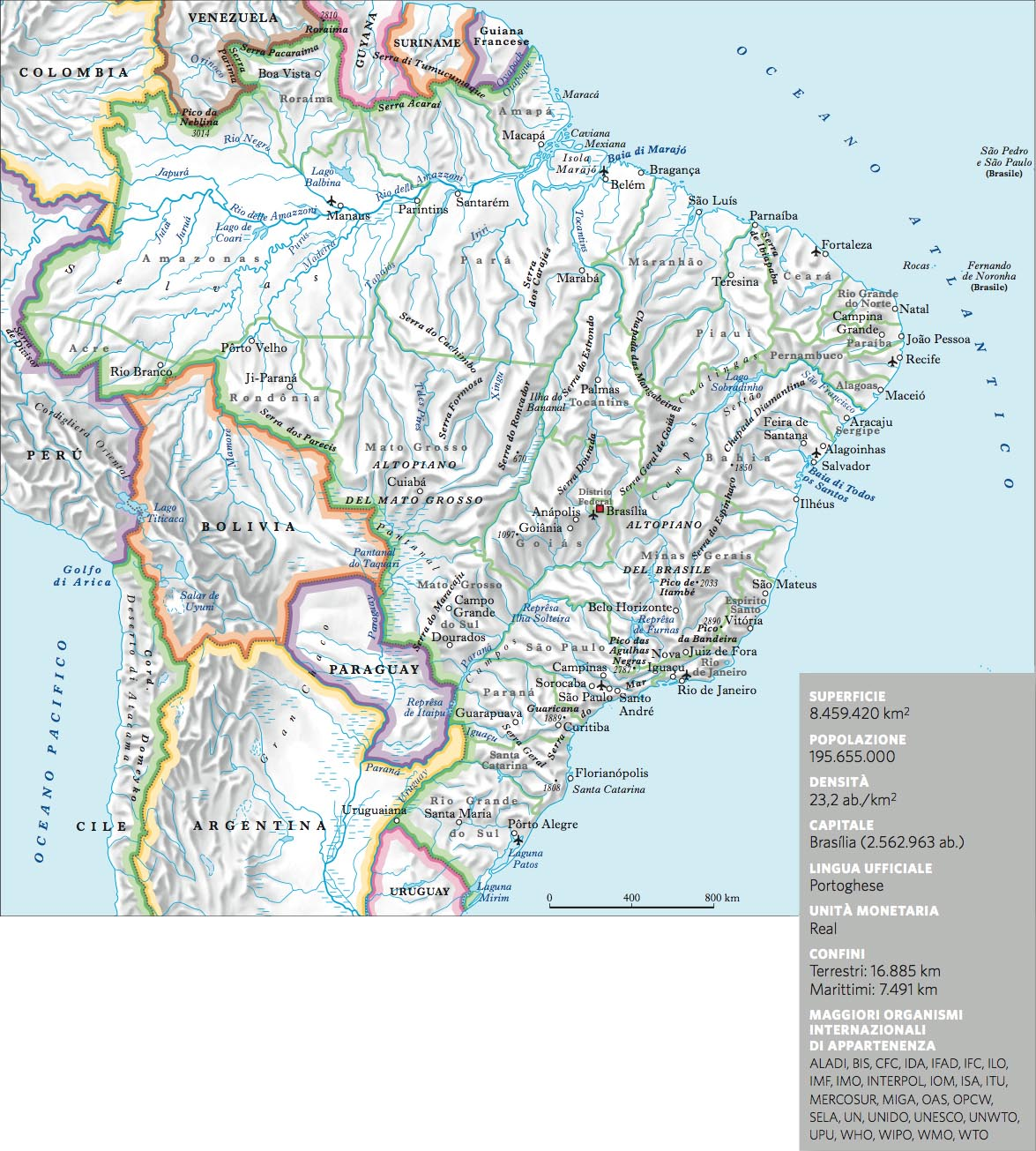 Brasile nell 39 enciclopedia treccani for Casa di piantagioni del sud