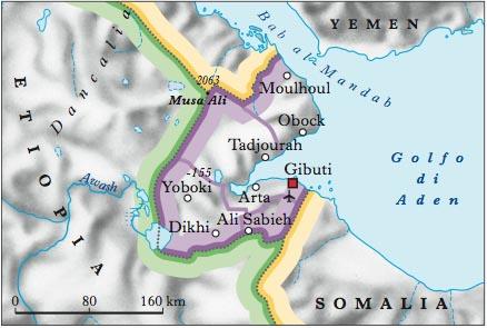 Gibuti, Repubblica di