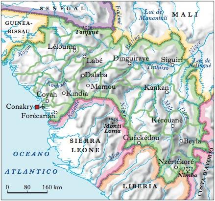 Guinea, Repubblica di
