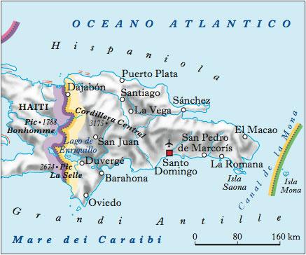 Dominicana, Repubblica