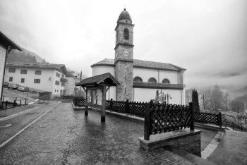 MASSIMENO - Chiesa della Madonna di Loreto