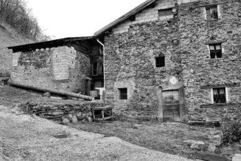 PEDESINA - Abitazione rurale