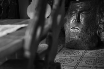 Artigianato locale, scultura in legno