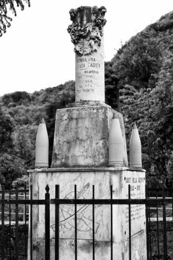 Monumento in memoria ai caduti