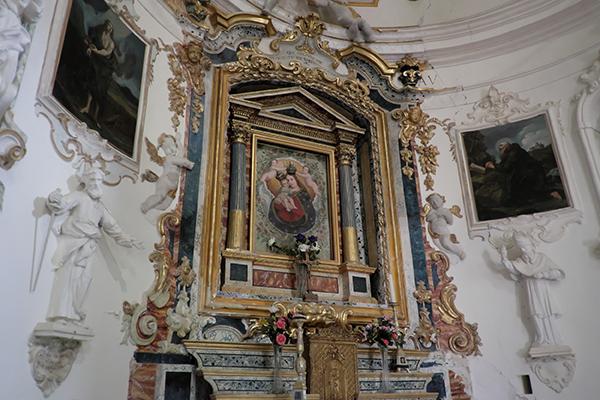 BOLOGNOLA <br/> Il patrimonio storico-artistico