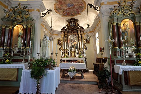 LIGOSULLO <br/> Il patrimonio storico-artistico