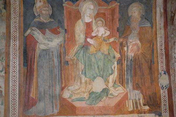 POGGIODOMO <br/> Il patrimonio storico-artistico